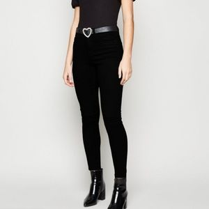 New Look India Mid-Rise Super Skinny Jean's - US 6